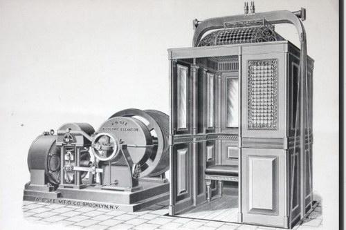 آسانسورهای قدیمی
