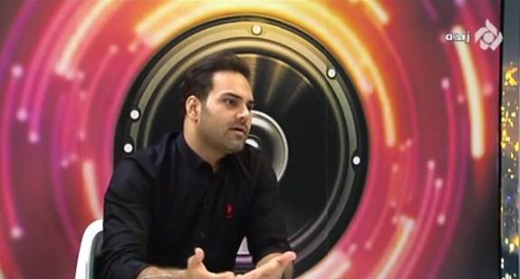 دانلود مصاحبه سیامک عباسی با برنامه ساعت 25