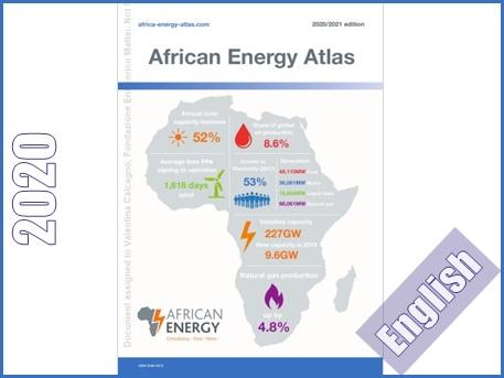 اطلس انرژی آفریقا-2020 و 2021  African Energy Atlas 2020/2021