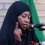 /فاطمه سوادگو، بانوی شاعر از کشور بورکینافاسو