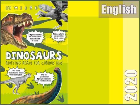 کتاب دایناسورها، کتابهای جذاب برای کودکان کنجکاو  Dinosaurs: Riveting Reads for Curious Kids