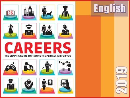 کتاب مشاغل، راهنمای تصویری برای یافتن بهترین شغل برای شما  Careers: The Graphic Guide