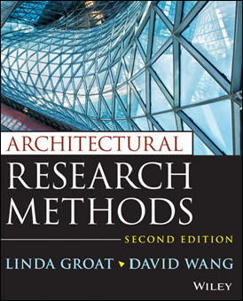 Architectural research methods linda groat david wang