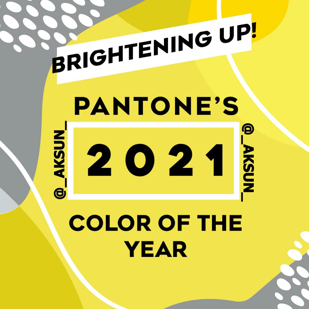 رنگ سال 2021 میلادی
