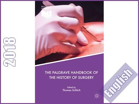 هندبوک تاریخچه جراحی  The Palgrave Handbook of the History of Surgery