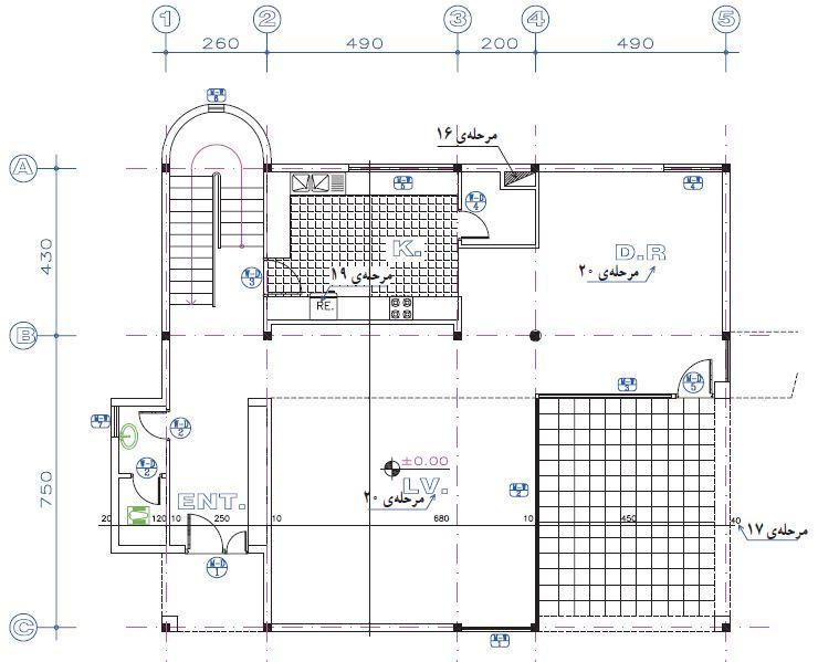 نقشه کشی معماری