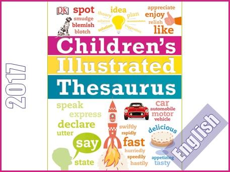 فرهنگ لغات و اصطلاحات مصور برای کودکان  Children's Illustrated Thesaurus