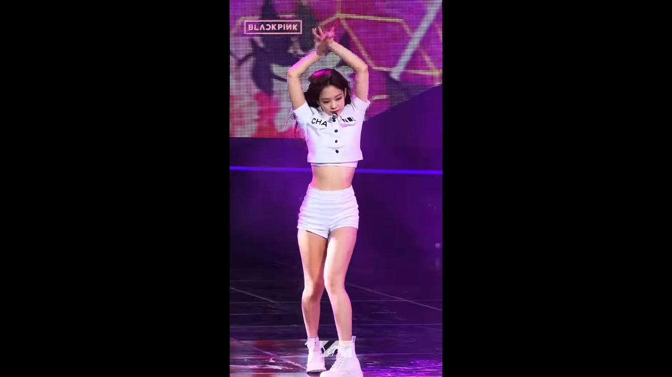 اجرای Jennie در Dont Know What to do