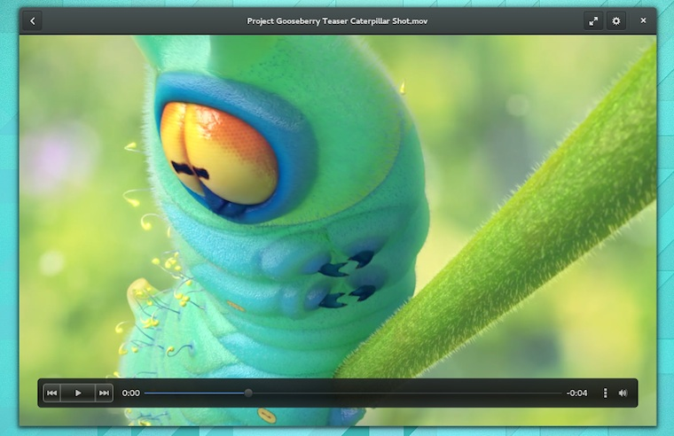 gnome-video-player