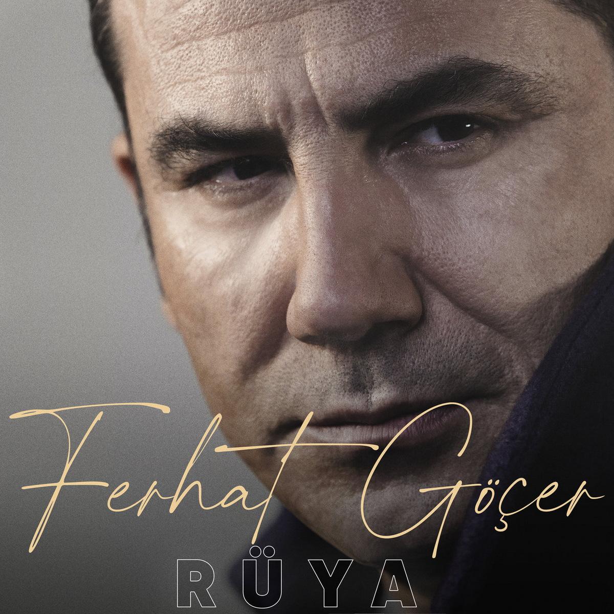 دانلود آلبوم Ferhat Gocer به نام Ruya