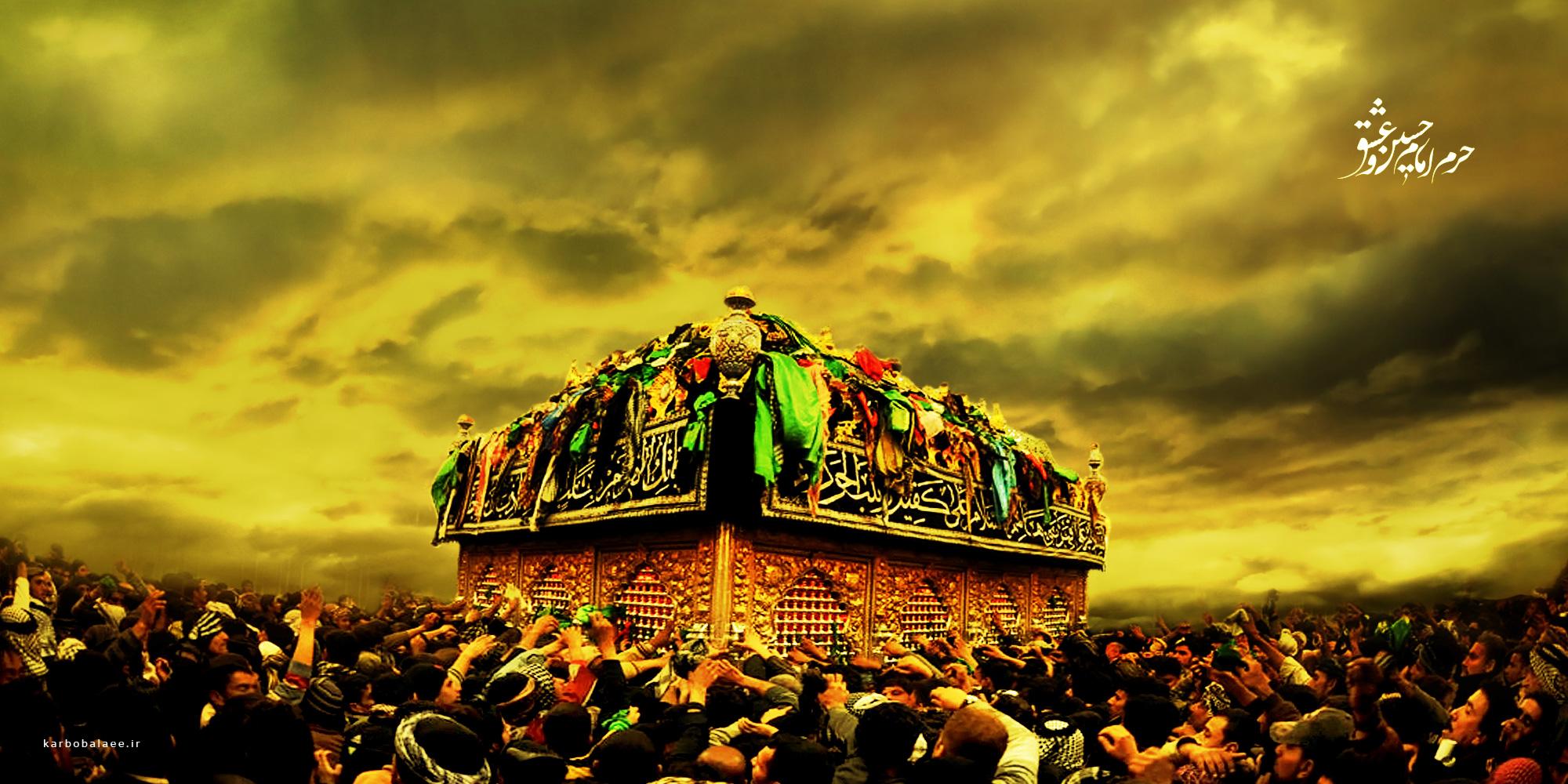 بعد از شهادت امام حسين عليه السلام در روز عاشورا ، چه اتفاقاتي در عالم رخ داد؟
