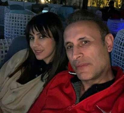 عکس های یحیی گل محمدی و همسرش
