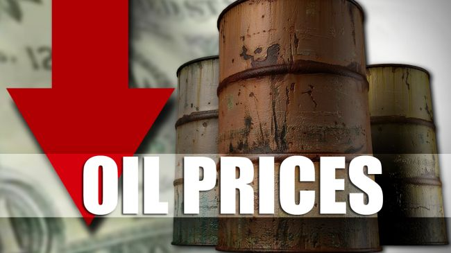 Brent oil price falls after Iran deal