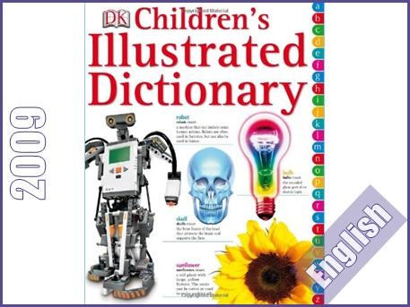 دیکشنری مصور برای کودکان  Children's Illustrated Dictionary