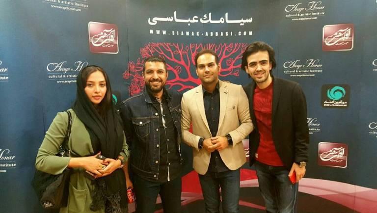 کنسرت 3 مهر برگزار شد + عکس