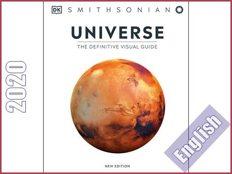 کتاب راهنمای تصویری جهان  Universe: The Definitive Visual Guide