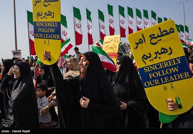 راهپیمایی یوم الله 22 بهمن - سراسر کشور
