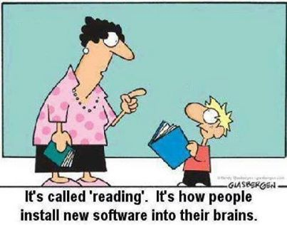 How to install software on human brain