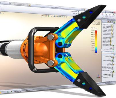 سالیدورک پرکاربردترین و یکی از قویترین نرم افزارهای طراحی مهندسی مکانیک است