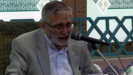 حاج منصور ارضی جلسه هفتگی 93/1/19 صنف لباسفروشان