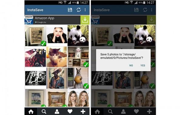 آموزش ذخیره عکس و فیلم در اینستاگرام