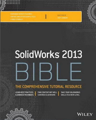 free download Solidworks bible PDF