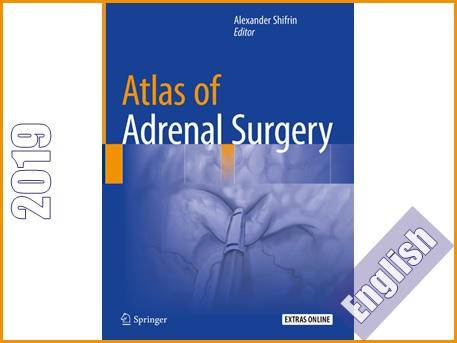 اطلس جراحی آدرنال  Atlas of Adrenal Surgery