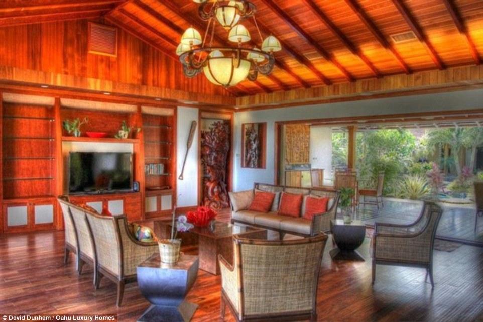 تصاویر خانه اوباما در هاوایی