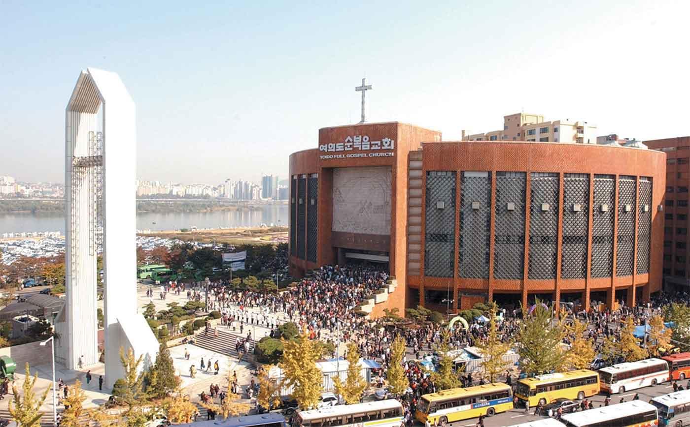 بزرگترین کلیسای جهان