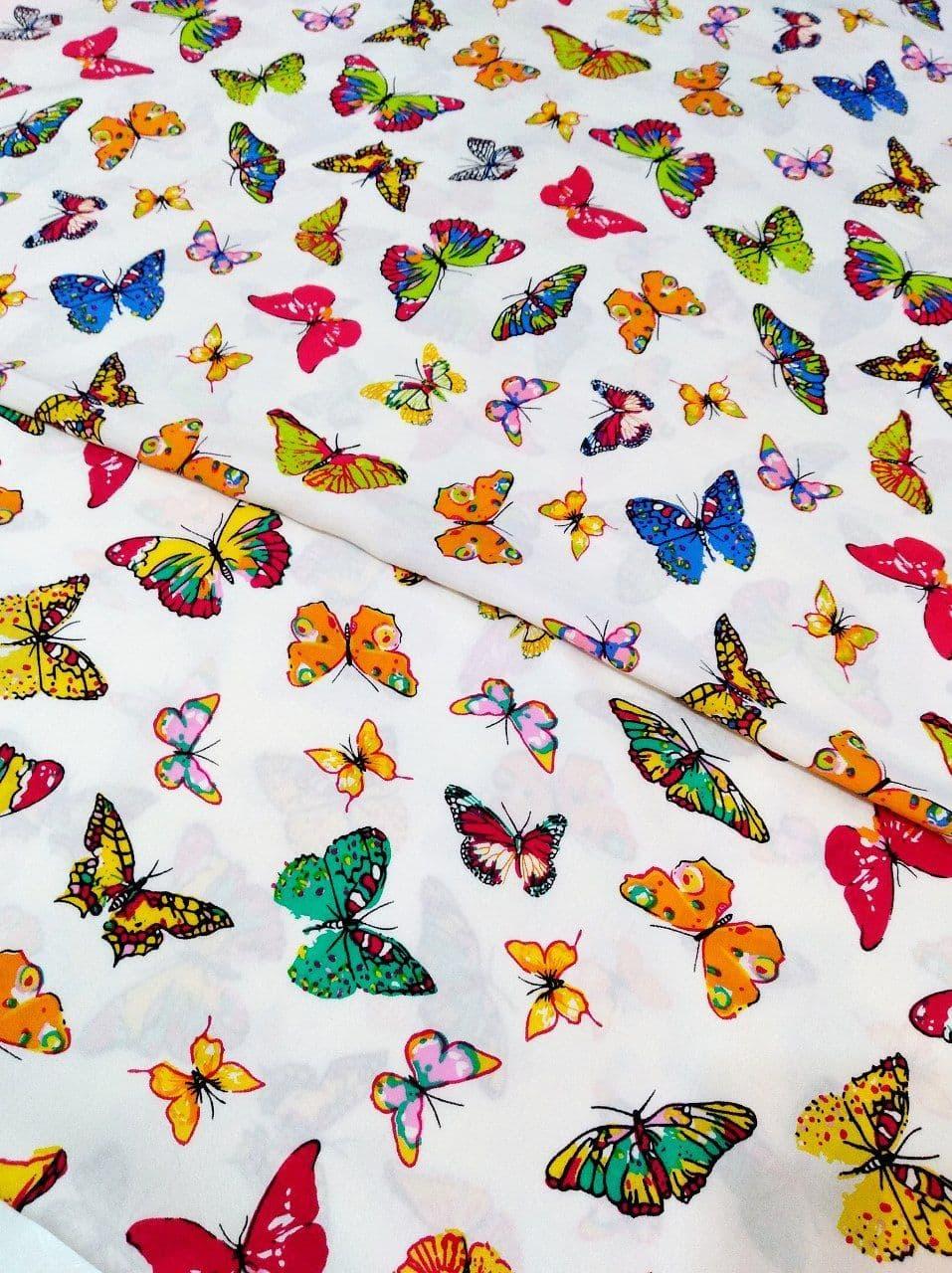 نخی خارجی طرح پروانه متوسط
