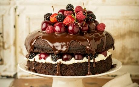 کیک تفلد