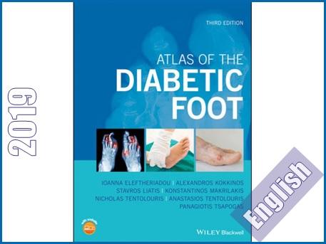 اطلس پای دیابتی  Atlas of the diabetic foot