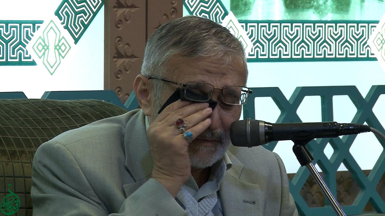 حاج منصور ارضی روز اول و دوم فاطمیه دوم 93