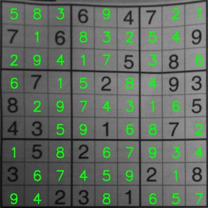 از بین بردن در حل جدول