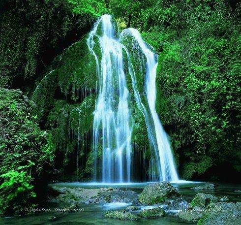 زیبایی چشم نواز،آبشار کبودوال