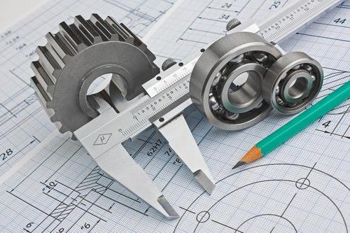 خدمات مهندسی معکوس تجیهزات مکانیکی با اندازه گیری و دمونتاژ قطعات آغار می شود
