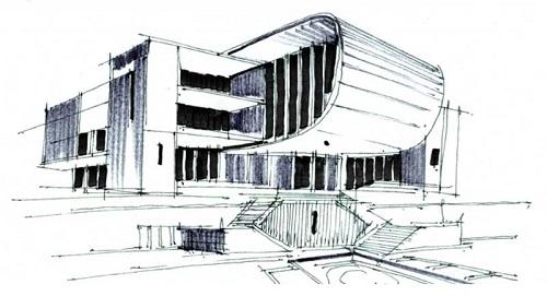 اسکیس - راندو - کروکی :: وبلاگ یک دانشجوی معماری