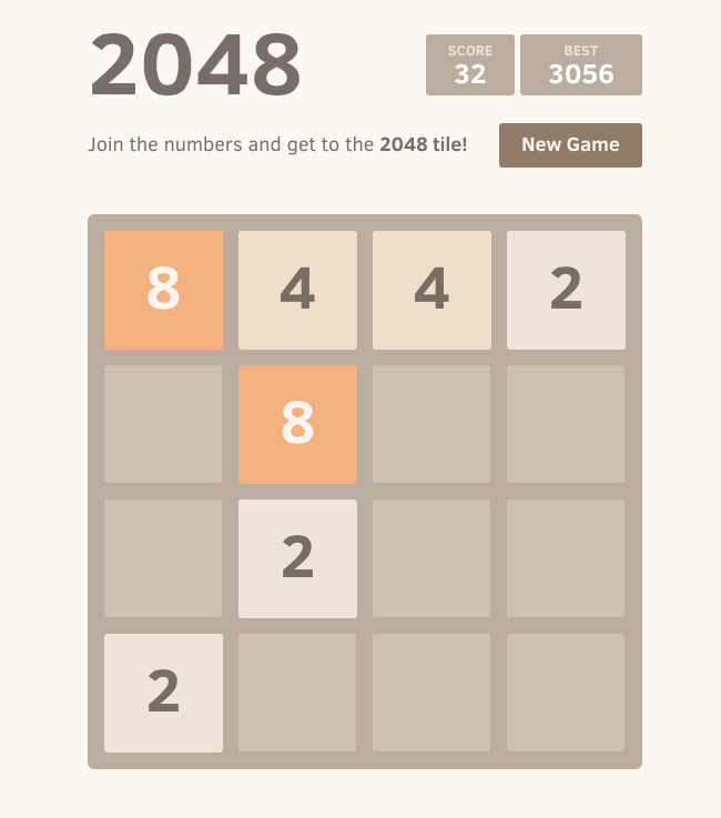 2048game-offline
