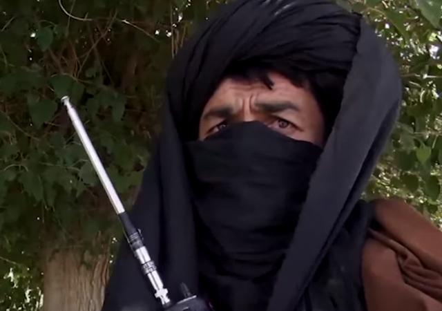 مستند تنها میان طالبان