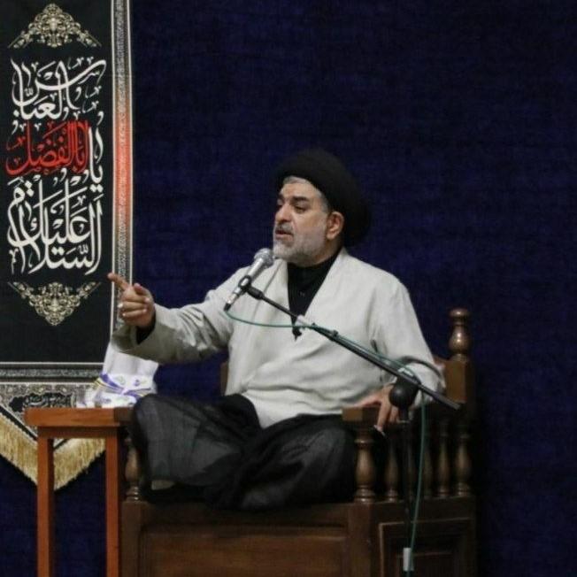 سخنرانی شب پنجم ماه صفر | حجت الاسلام جلالی