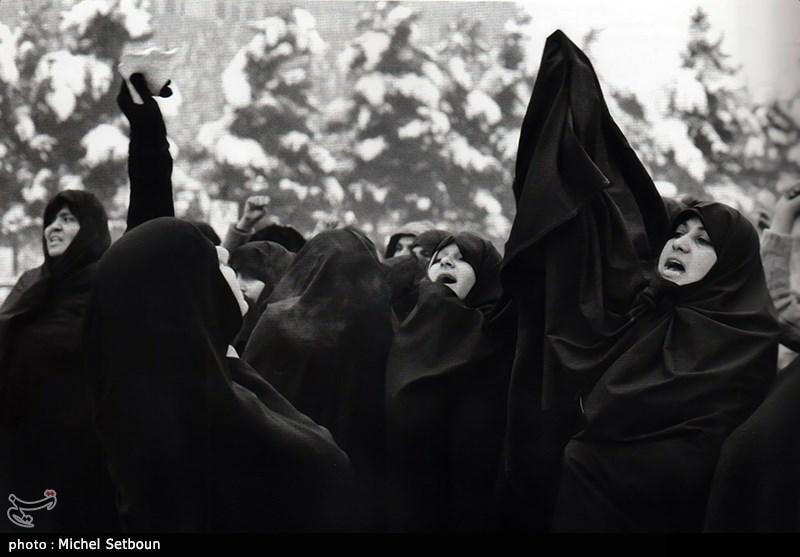 وقتی معلوم شد زنان هم به خیابان آمده اند تقریبا همه انقلابیون مطمئن شدند کار کثیف خانه شاه تمام است