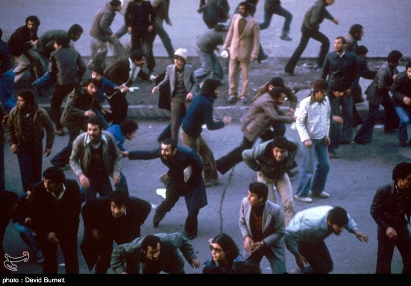 تظاهرات در بهمن 57