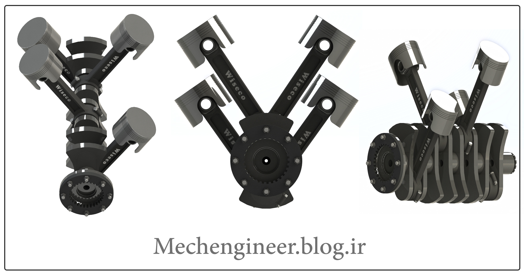 طراحی سیلندر خودرو