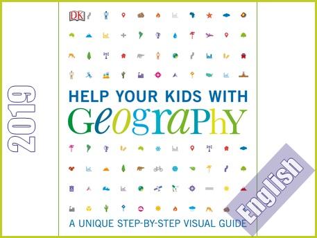 آموزش جغرافیا به کودکان: یک راهنمای تصویری مرحله به مرحله  Help Your Kids with Geography: A Unique Step-By-Step Visual Guide