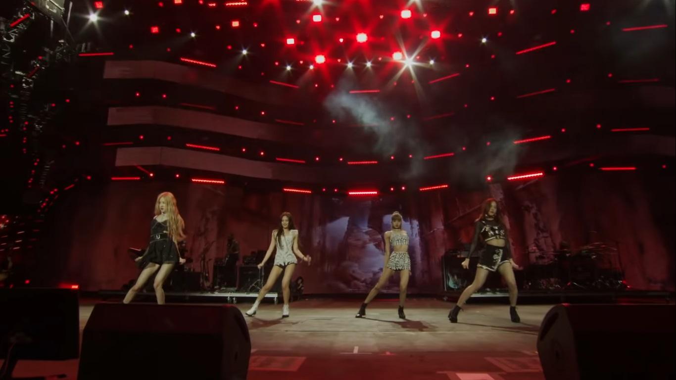 کنسرت زنده Kill This Love در جشنواره Coachella 2019