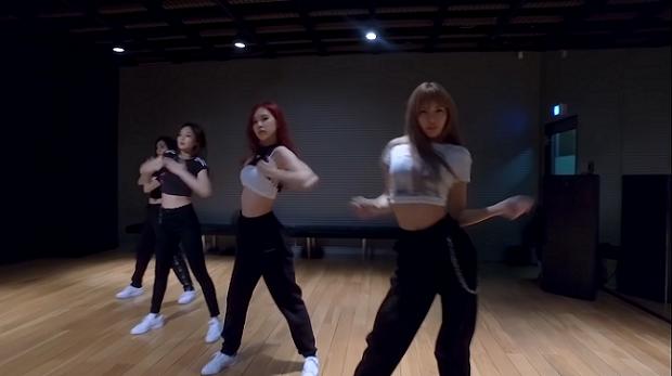 آموزش و تمرین رقص موزیک ویدیو DDU DU DDU DU