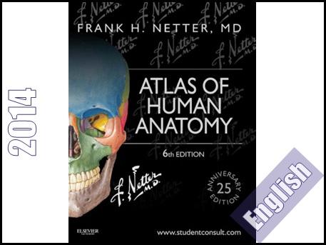 اطلس آناتومی انسان  Atlas of human anatomy